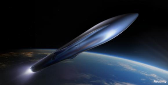 Los cohetes Terran de Relativity: copiando a SpaceX dentro de Estados Unidos