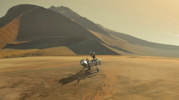 Dragonfly: estudiando los mayores campos de dunas del sistema solar