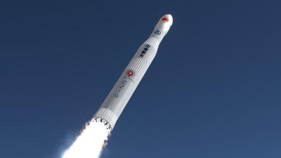 Cambios en los cohetes lunares chinos: CZ-9 y CZ-5DY