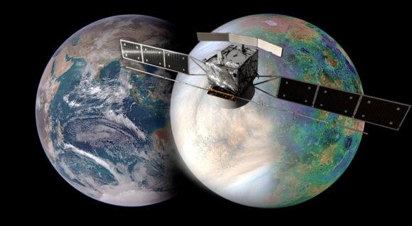 Europa lanzará la misión EnVision a Venus