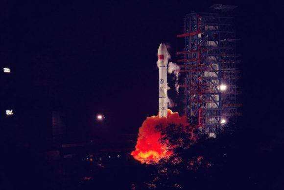 Lanzado el Tianlian 1-05 o cómo China se comunica con su estación espacial