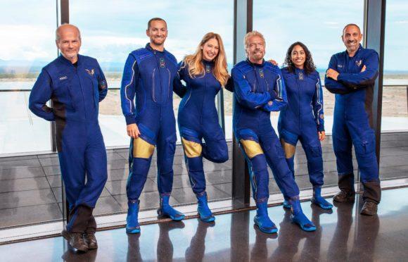 Virgin Galactic y Blue Origin: la carrera de los millonarios por el turismo suborbital