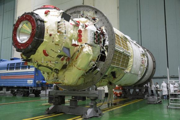 Lanzado el módulo ruso Nauka a la ISS