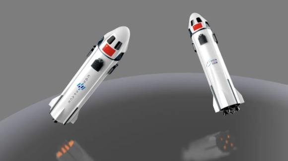 CAS Space: la respuesta china al cohete suborbital New Shepard de Blue Origin