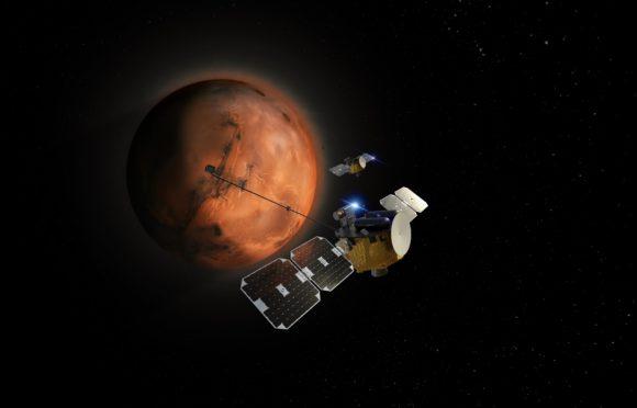 ESCAPADE: la empresa Rocket Lab se va a Marte