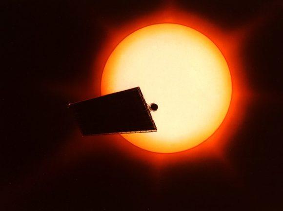 El sueño de las estaciones espaciales de energía solar y la «nave de un kilómetro» china