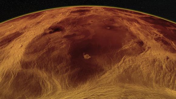 De la tectónica de placas de la Tierra a la «tectónica de campi» de Venus