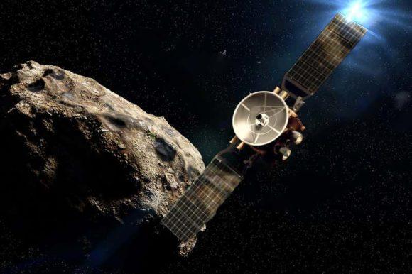 Una sonda emiratí para estudiar siete asteroides