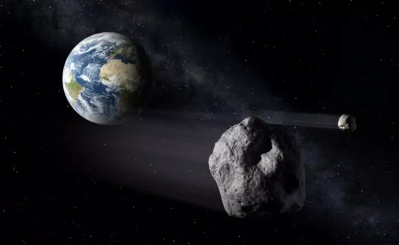 Una sonda de bajo coste para estudiar el asteroide Apofis